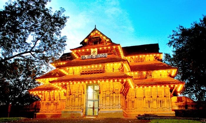 vadakunnathan temple