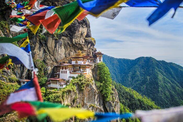 visit paro bhutan in may
