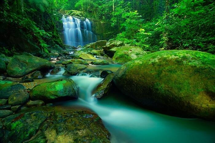 visit Sarawak, Borneo in may