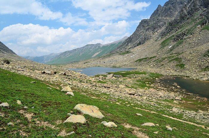 Satsar Lake Sonmarg
