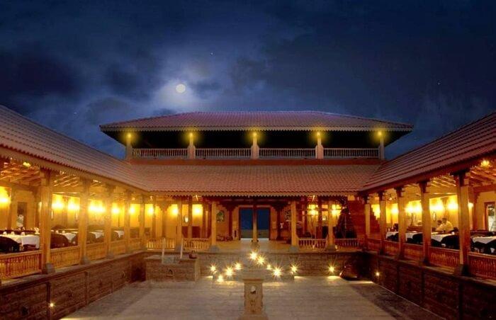 Sadhana Restaurant