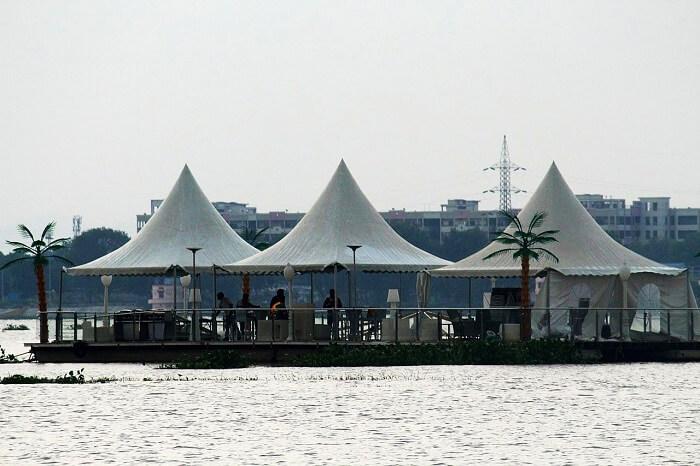 bhavani island view