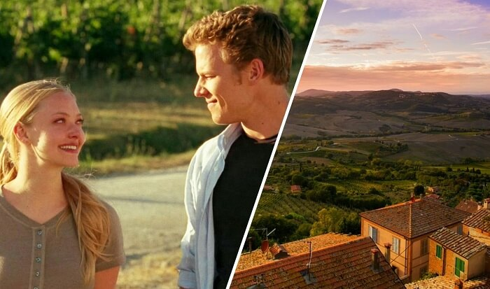 Tuscany In Letters To Juliet