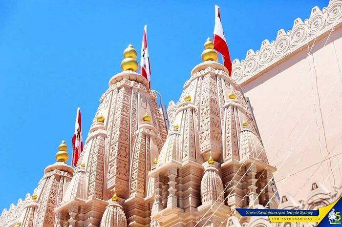 Shree Swaminarayan Temple Sydney