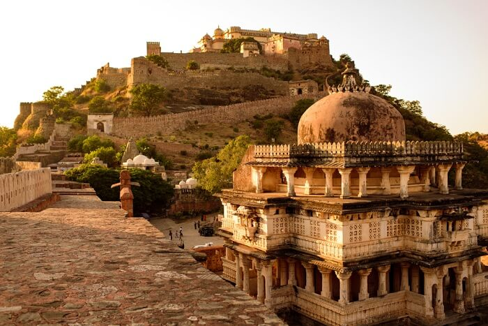 best places to see in kumbhalgarh fort
