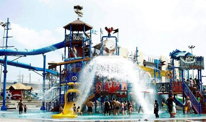 The fun tastic five water parks in gurgaon appu ghar altavistaventures Gallery