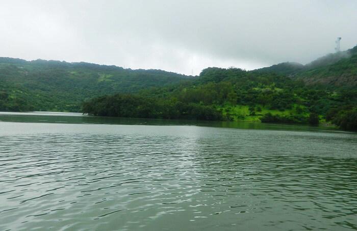 The Bhushi Lake