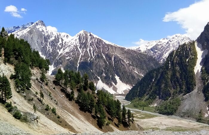 Baltal Valley Kashmir