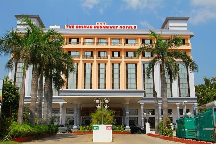 Hotel Bhimas Deluxe