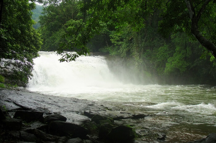 Thommankuthu Waterfalls