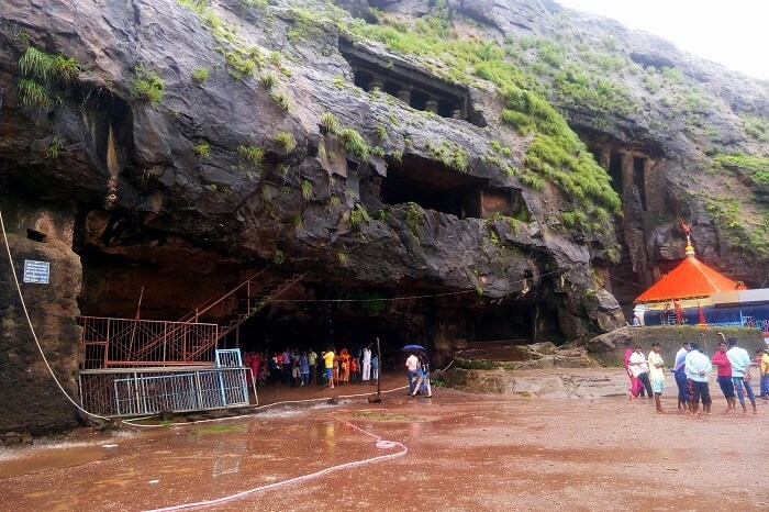 Bhaja and Karla Caves