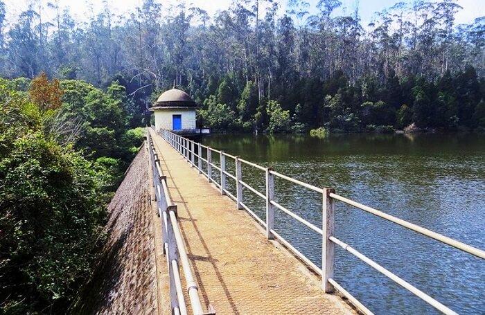 Rallia Dam
