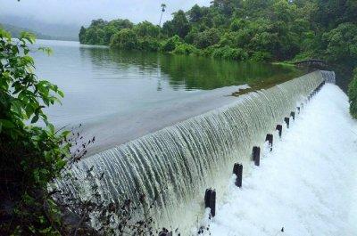 Modak Sagar Lake