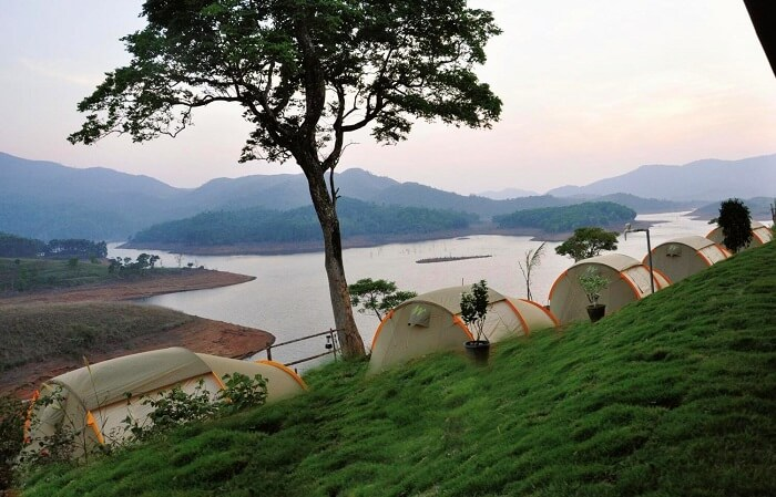 Enjoy Camping In Wayanad