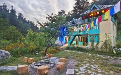 Parvati River Cottage in Jari, Kasol