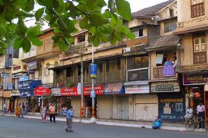 BajiRao Road pune