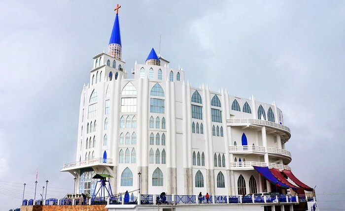 Asia's Largest Church In Nagaland