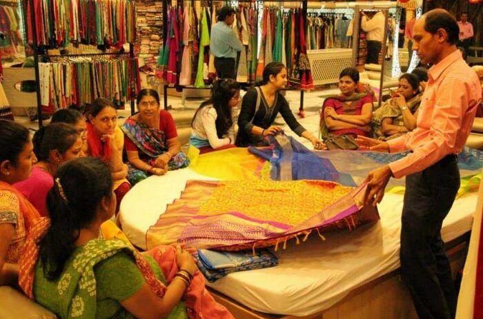 Deepkala Silk Heritage ahmedabad