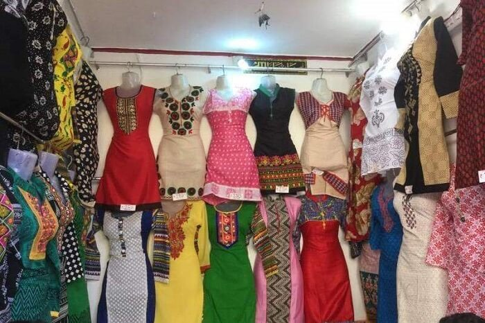 Dhalgarwad Market ahmedabad
