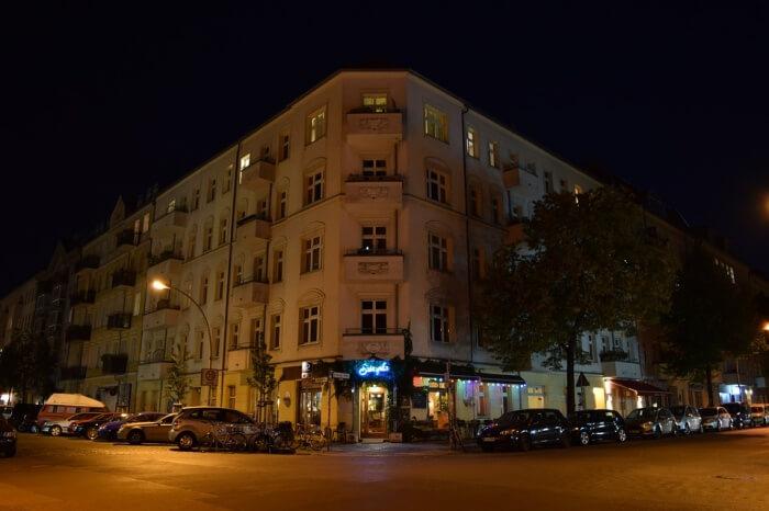 Enjoy Berlin's nightlife