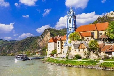 Explore The Beautiful Danube Valley