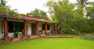 a beautiful homestay in Mysore