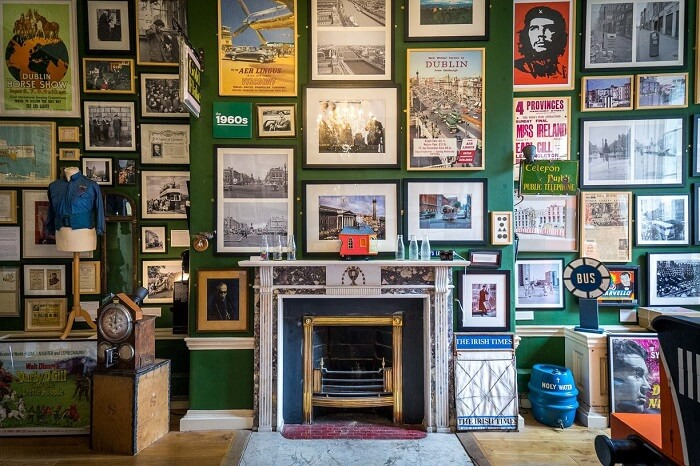 Go back in time at the Little Museum of Dublin