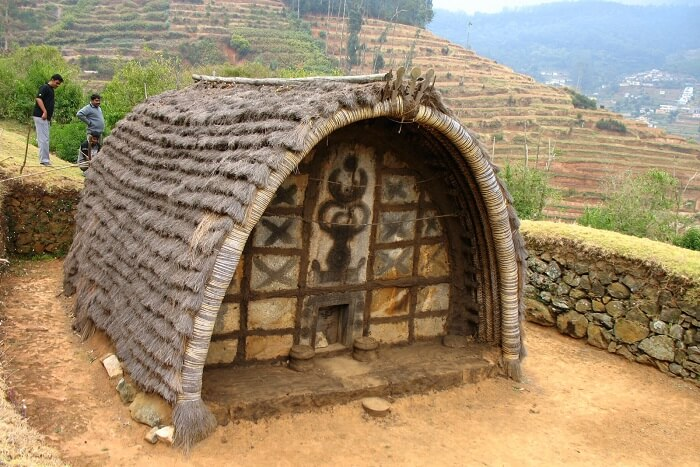 Go back in time at the Toda Huts ooty