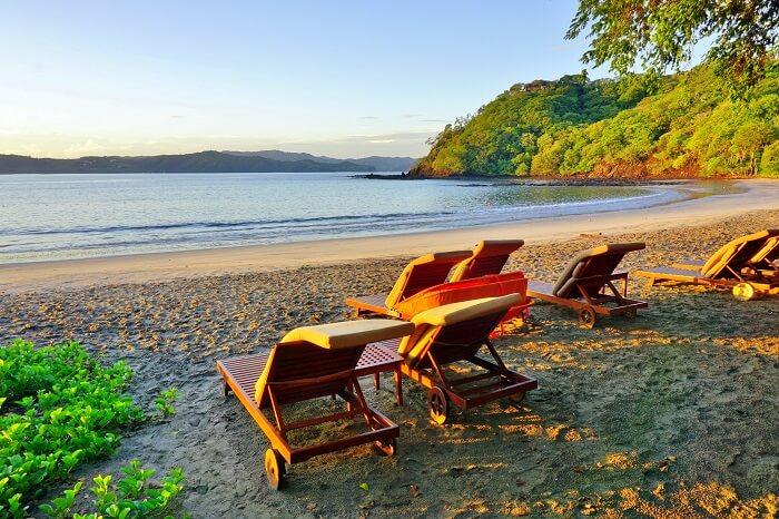 Guanacaste Beach costa rica