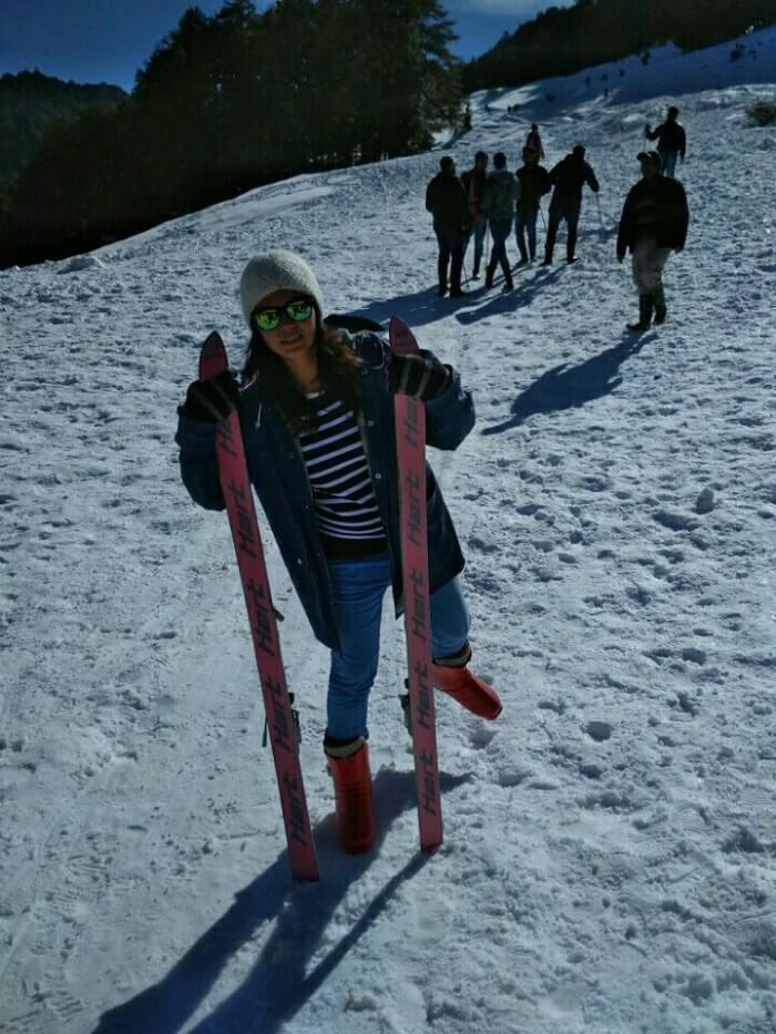 auli snow trek
