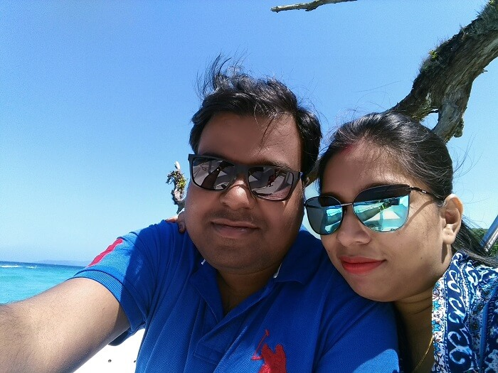 visit to the elephanta beach