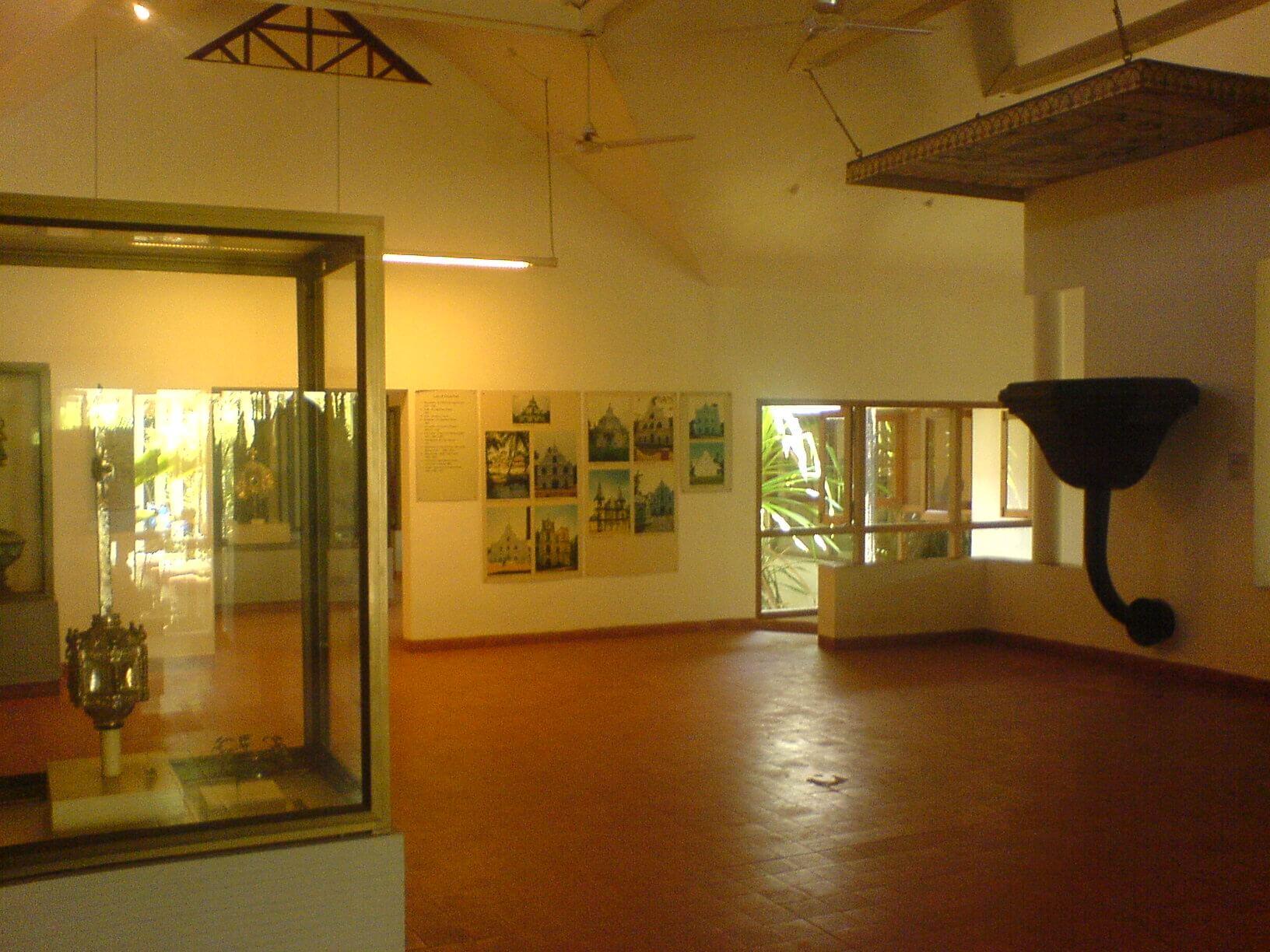 a Portuguese museum in Kochi