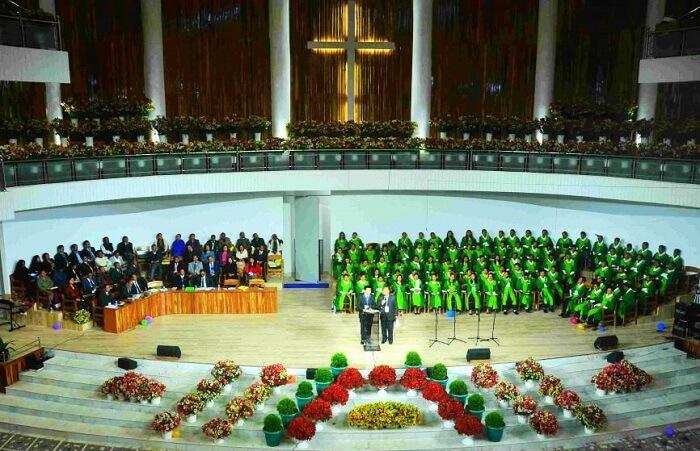 Sumi Baptist Church