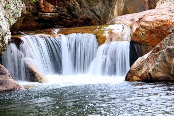 Kaalikesam Waterfalls kanyakumari