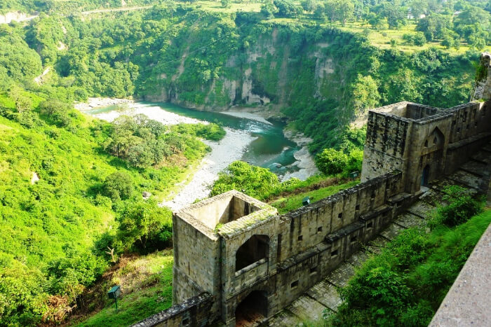 Kangra Fort in Himachal Pradesh