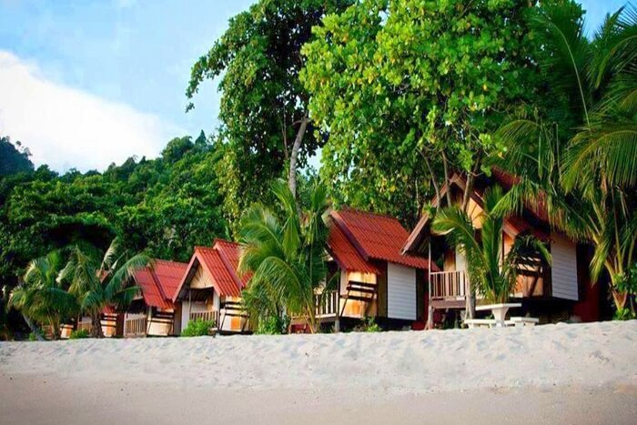 Koh Kong White Sand Beach Resort cambodia