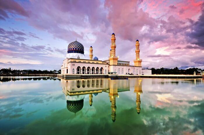Kota Kinabalu In Malaysia