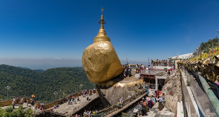 interesting places in myanmar