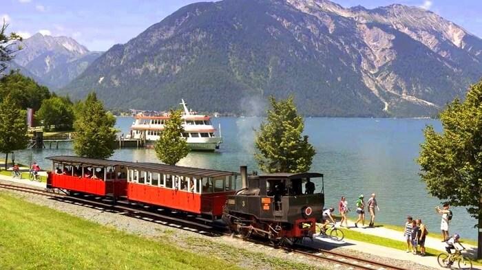 Lake Achensee austria