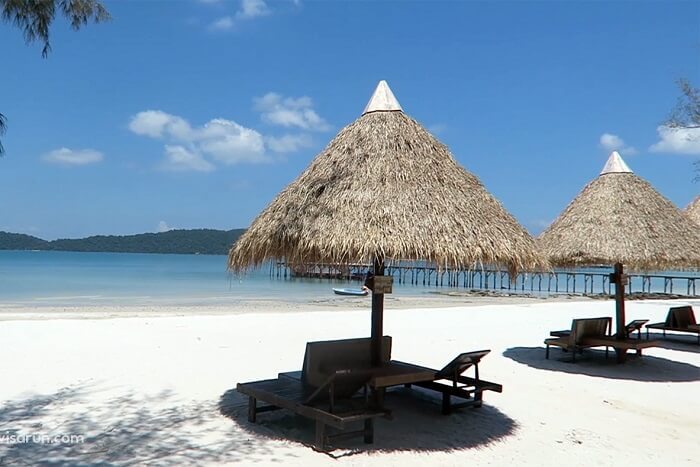 Lazy Beach Resort cambodia