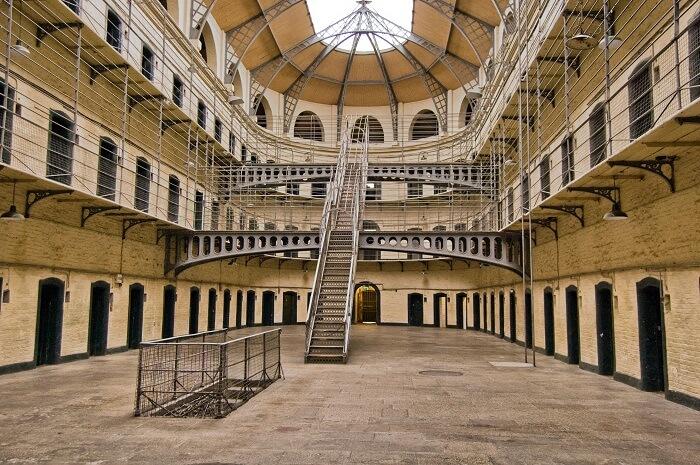 Unveil the brutish secrets of Kilmainham Gaol