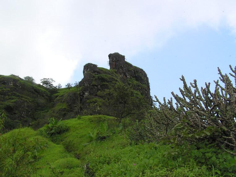 Mahuli mountains