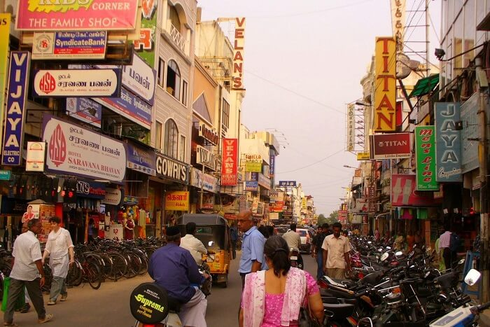 Nehru Street pondicherry - Everything under the sun