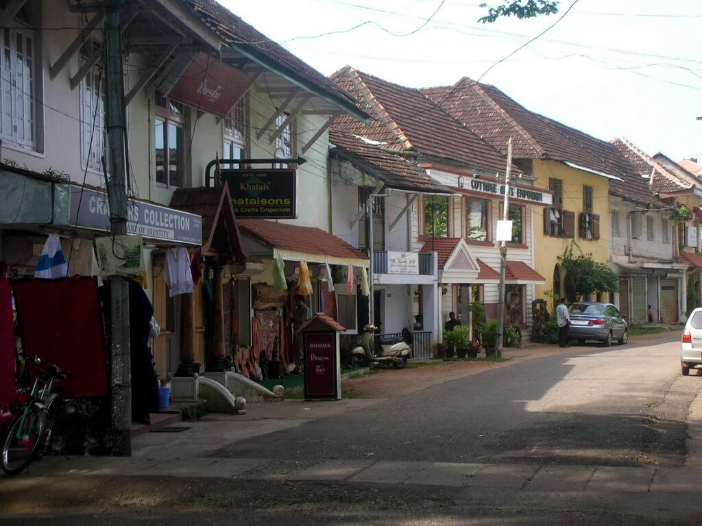 Princess Road in Kochi