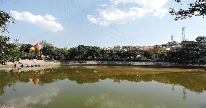 view of rani tal