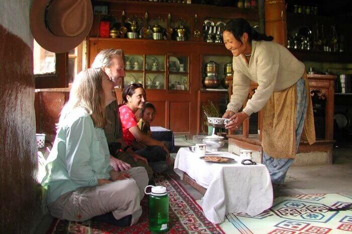 enjoy a stay at Reeyork Homestay in ladakh
