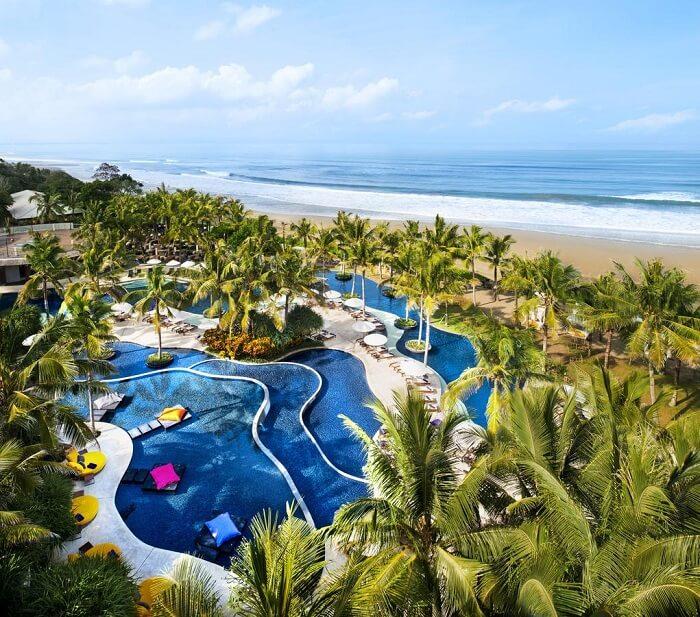 Resort W Bali In Seminyak
