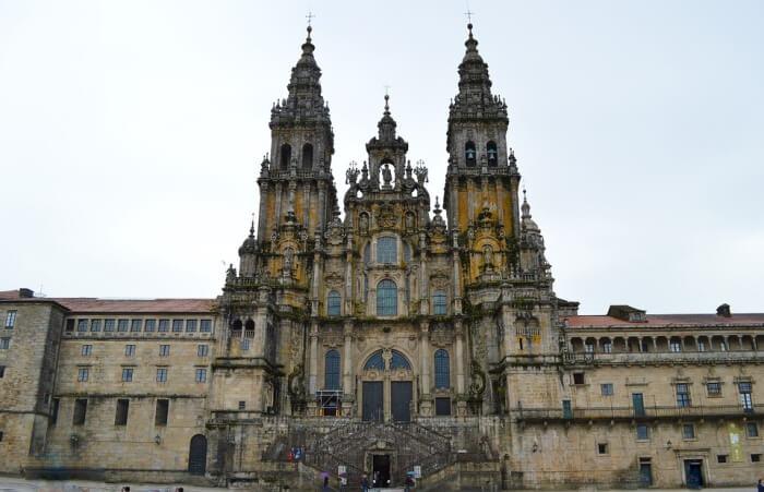 Santiago de Compostela Cathedral, Santiago