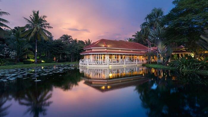 Sofitel Angkor Spa cambodia
