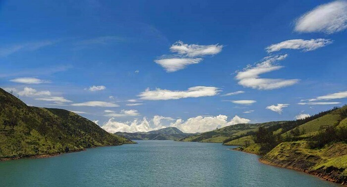 Take an adventurous drive to Upper Bhavani Lake ooty